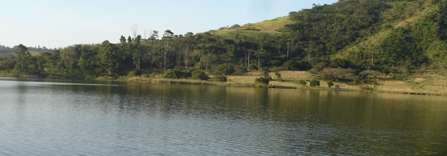 Hazelmere Dam a great little bass fishing haven Photo taken May 2008 by Rads