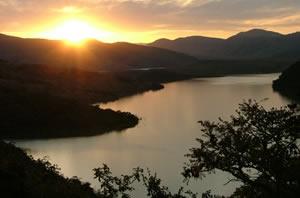 Bivane Sunset
